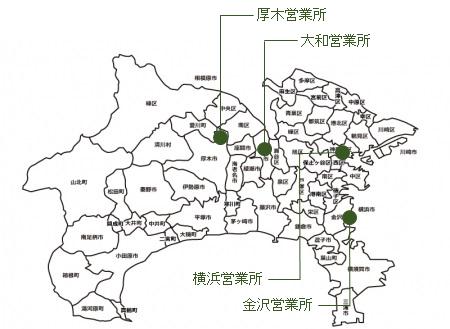 mapkanagawa